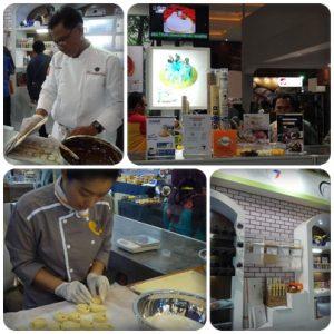 Seven Kitchen Baking Papers di SIAL Interfood 2016, pameran kuliner rutin demo masak