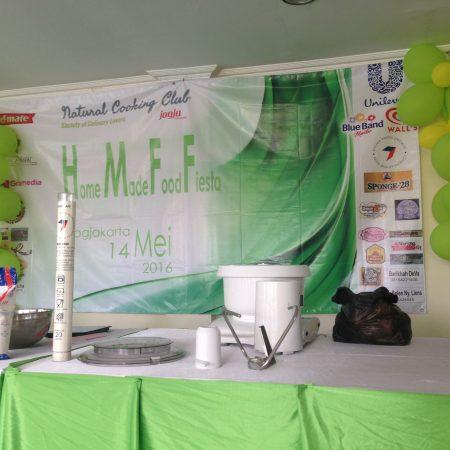 Seven Kitchen Papers @ HMFF Yogyakarta 2016