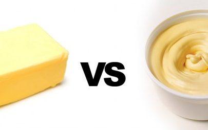 Seven Baking Paper – Mentega vs. Margarin