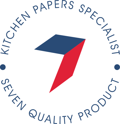 Seven Kitchen Papers - Steam, Snack, and Baking Paper