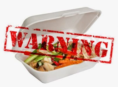 Stop Penggunaan Styrofoam