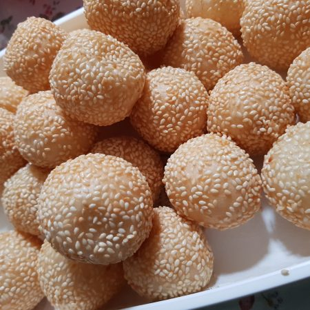 Resep Onde With Snack Paper Seven