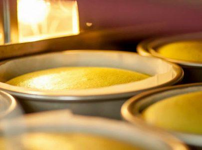 CHEESE CAKE DESSERT FAVORIT BANYAK ORANG