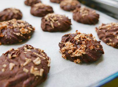 Healthy Multi Cereal Cookies