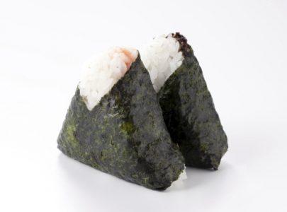 Onigiri, Japanese Typical Rice Balls