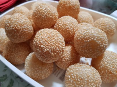 Onde With Snack Paper Seven Recipe