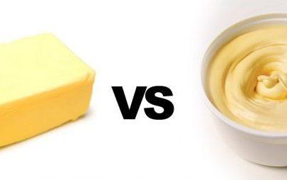 Seven Baking Paper – Butter vs. Margarine