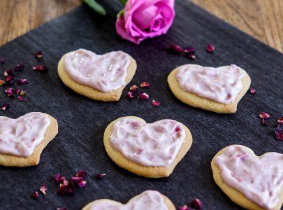 Resep Valentine Cookies