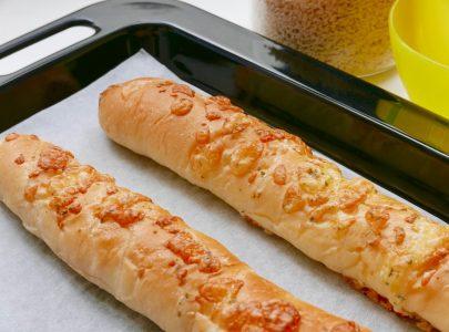 Cara Membuat Permukaan Roti Mengkilap
