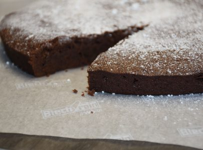 Cake Cokelat Kopi