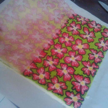 Tips Batik Roll Menggunakan Baking Paper Seven