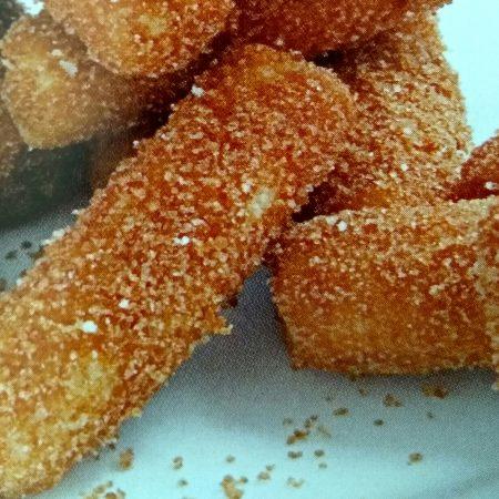 Palm Stick Cookies