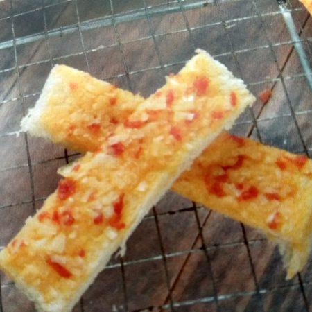 Crispy Cheese Bread