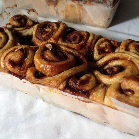 Tips Membuat Cinnamon Roll