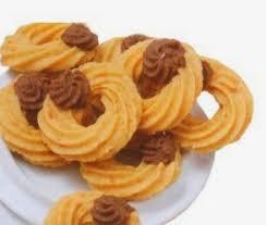 Tiramisu cheese cookies