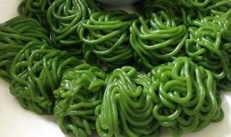 The Process of Making Putu Mayang