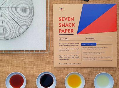 Berbagai Kemasan Produk Retail Terbaru dari Seven Papers